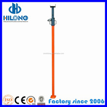 Build construct steel scaffolding jack post