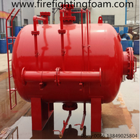 Fire foam extinguisher agent reserve tank/firefighting equipment