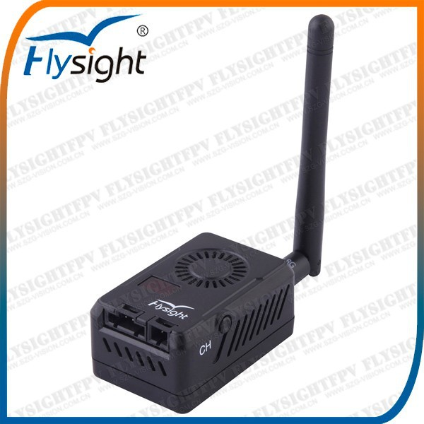 G1149 FlySight TX5820 V2 Black Mamba 5.8GHz 32CH 2000mW Mini FPV Transmitter for RC Helicopter SMA FT952