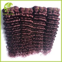 Best Selling Products In America curly nano ring virgin remy hair extension