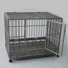 High Quality Wholesale Carrier dog cage with wheels