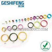 New Hot Fashion best quality factory supply bird leg rings