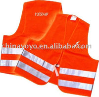 EN ISO 20471 Safety Jacket