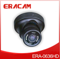 1/3 Effio-E CCD 700TVL 8 Privacy Masking Areas Dome Wide Angle Mini 360 Degree CCTV Camera