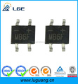 MB05F MB1F MB2F MB4F MB6F MB8F MB10F SMD bridge rectifier diode
