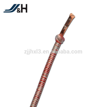 High voltage 2500V USGC high frequency cable wire electrical enameled copper wire 2000/0.1