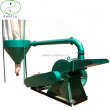 Popular compact structure wood pallet crusher machine for sawdust