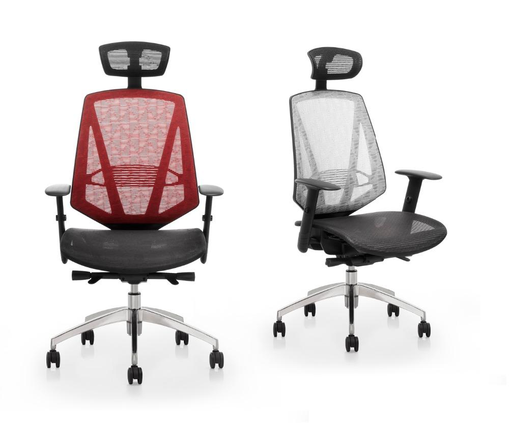 Muchos color opcional m vil espalda silla de oficina de malla personal escritorio de la - Sillas para la espalda ...