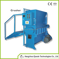 EPS waste plastic recycling machine line