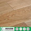 165mm width Natural Color Smooth Oak Engineered Wood Flooring