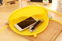 Silicone silicone latest design ladies purse HXC-718