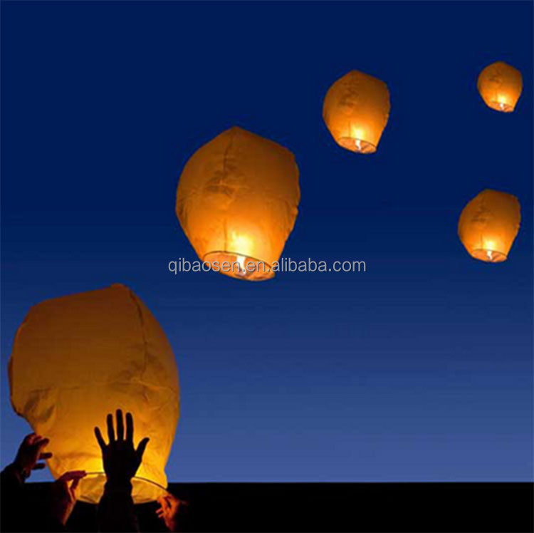 new products 2016 weddings happy birthday party decorations Sky Lanterns Wish Balloons kongming lanterns
