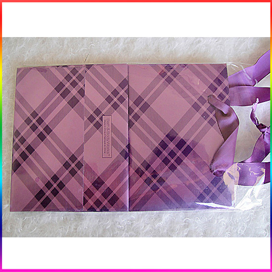 Custom printed Luxury fancy paper gift bag & Packing gift bag for gift packing