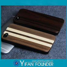Grain Design Plastic Hard Phone Cover wooden Case for iphone 5 5G