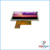 4.3 inch tft lcd touch screen monitor with resolution 480*272 and cheap price