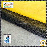 China wholesale PA/PES Single dot Nylon non woven interlining fusing for lady's dress/shirt /nonwoven interface fabric(#9518)