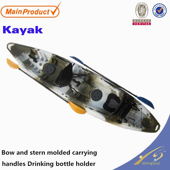 FSBT031 B.Yak, wholesale cheap fish boat kayak fishing boats plastic canoe kayak