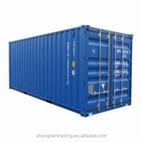 Second Hand Dry Cargo Container For