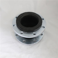 DIN standard single ball rubber expansion joints for pipe fittings