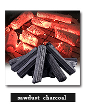 China supplier coconut shell finger charcoal for shisha price