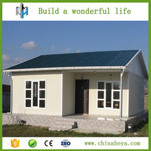 China pre build ready made EPS panel cheapest modern prefabricated house