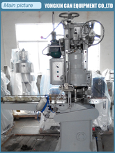 automatic electric aerosol can sealing machine