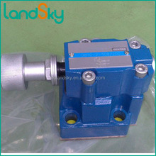 LandSky Adjust liquid pressure flow DB10-1-5X/210E stainless hydraulic relief solenoid valve block specification