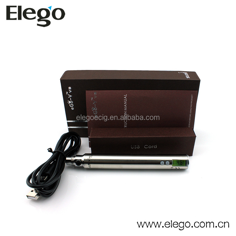 Wholesale 2014 hottest ego v v3 mega battery SLB EGO-V3 mega battery made in China