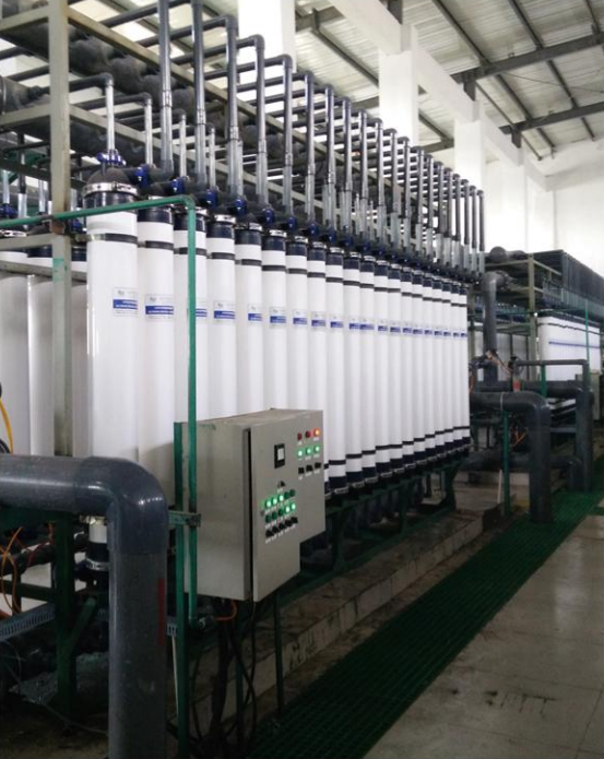 ISO Certification PVDF Ultrafiltration UF Membrane Water Filter For Car Wash Sewage Waste Water Treatment Economical Option