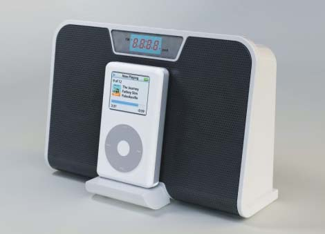 Mini Hifi System For Ipod