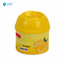 Solid Shape and Air Fresheners Type car air freshener with lemon scents