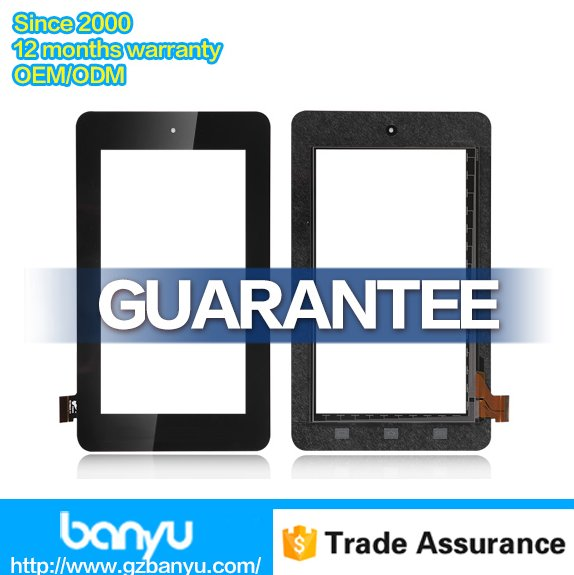 China screen replacement lcd touch panel for 7 inch android tablet pc