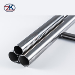 High quality medical grade titanium prices nitinol tube