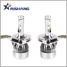 Error Free Canbus High Power White 8000lm 60W H1 H3 H4 H11 H13 9005 9006 9012 Lumileds LED headlight Bulb conversion kit for car