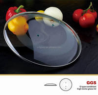 Tempered Microwave Glass for cookware