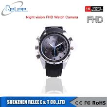 Good night vision fhd 1080p watch camera Hidden Video Recorder