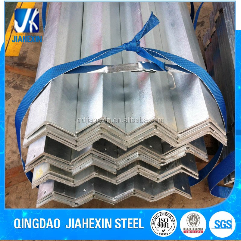 Hot rolled galvanized angle iron/steel , Building materials/structure