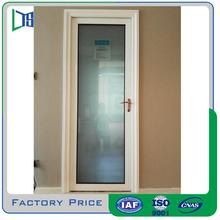 2017 New design aluminium screen doors for home balcony