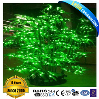 Halloween red led christmas tree light bulbs Made in China event decoration