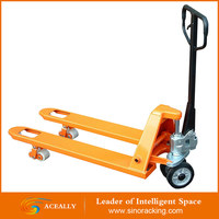 Industrial 2-3 tons Warehouse Storage Hand Pallet Truck electric pallet jack hand lift truck