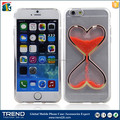 china spplier quicksand tpu back case cover for iphone 6