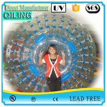 2017 qiling Factory Direct chanllenge sport economic zorb balls sales uk on sale