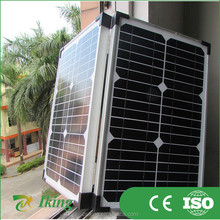 The Solar Panel For 28W18V Foldable Solar Panel In Shenzhen