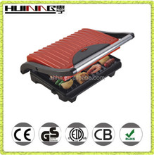 2015 hot best pancake press grill chicken electric oven press grill