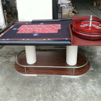 2017 High Quality Roulette Table With