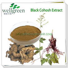 Free sample Black Cohosh Root Extract Cimicifuga Racemosa Extract