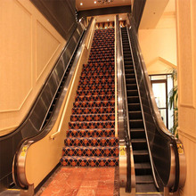 Safe and stable China VVVF home escalator cost