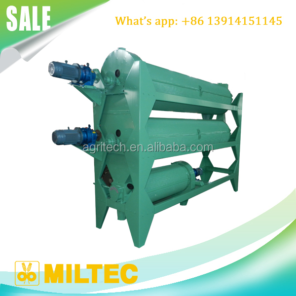 Indented Cylinder Separator/Trieur for Wheat, Maize Flour Mill
