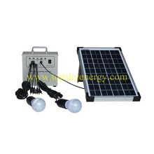 10W portable mini home home solar electricity generation system