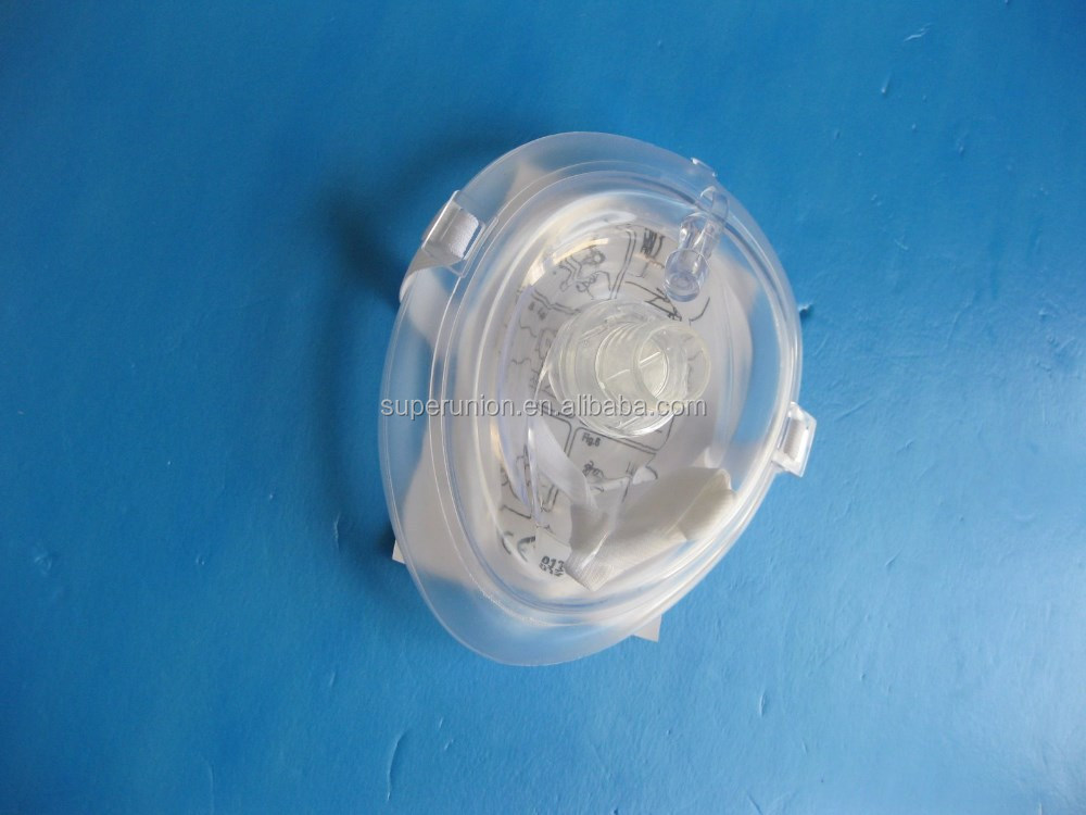CPR one way valve mask supplier